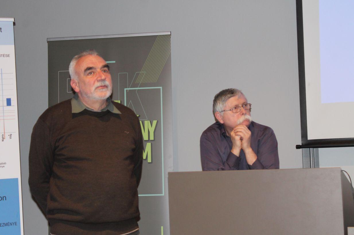 Dr. Hajdu Zoltán és Katyi Antal